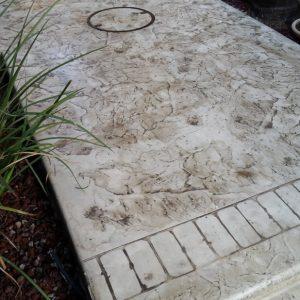 החלקת בטון - בומנייט - אבן רומית - דוגמה 05