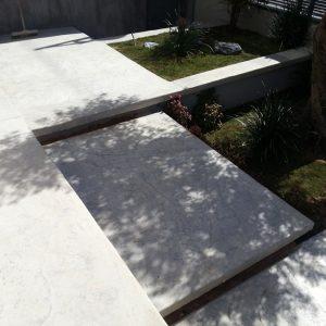 מדרגות בטון מוחלק | מדרגות בטון מוטבע -03
