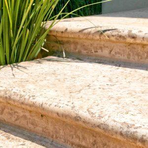 מדרגות בטון מוחלק | מדרגות בטון מוטבע -17