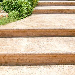 מדרגות בטון מוחלק | מדרגות בטון מוטבע -18