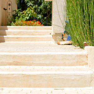 מדרגות בטון מוחלק | מדרגות בטון מוטבע -19