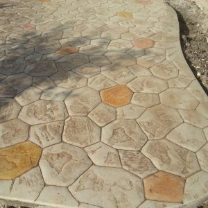 הטבעת בטון - בומנייט - אבן פראית - דוגמה 04