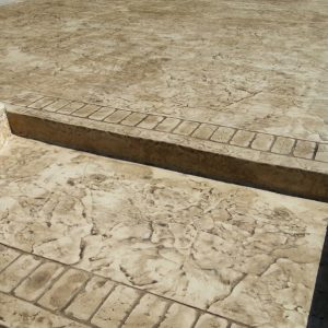 מדרגות בטון מוחלק | מדרגות בטון מוטבע -21